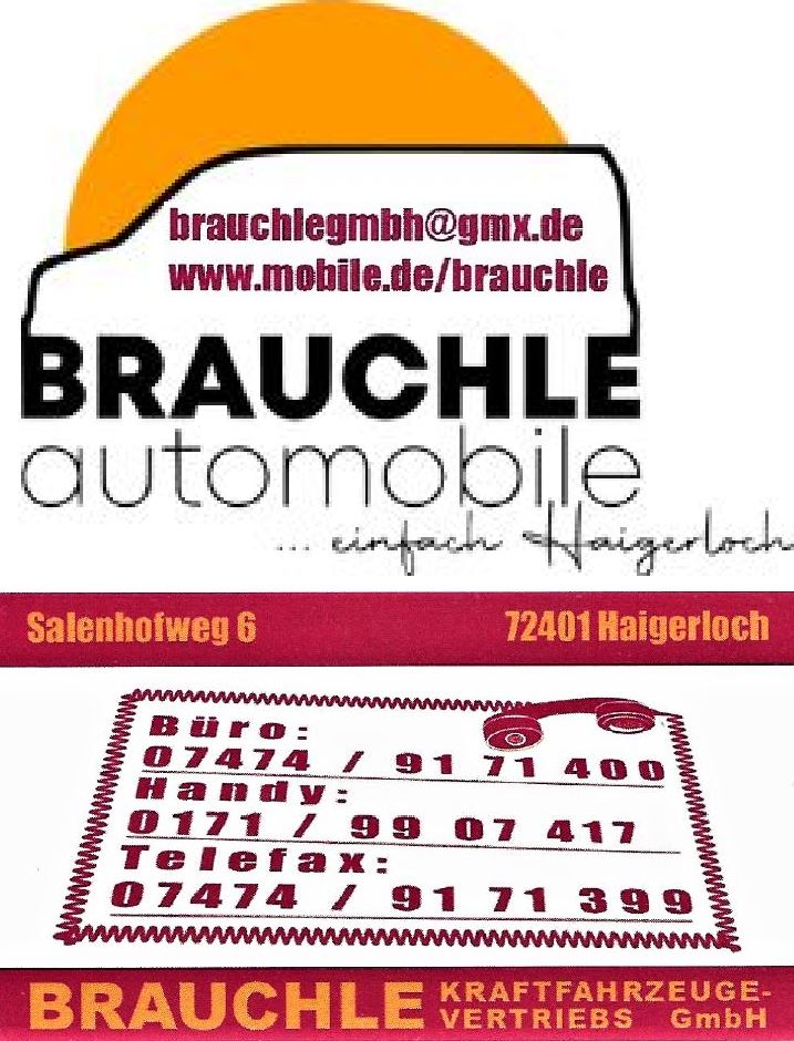Brauchle-Automobile