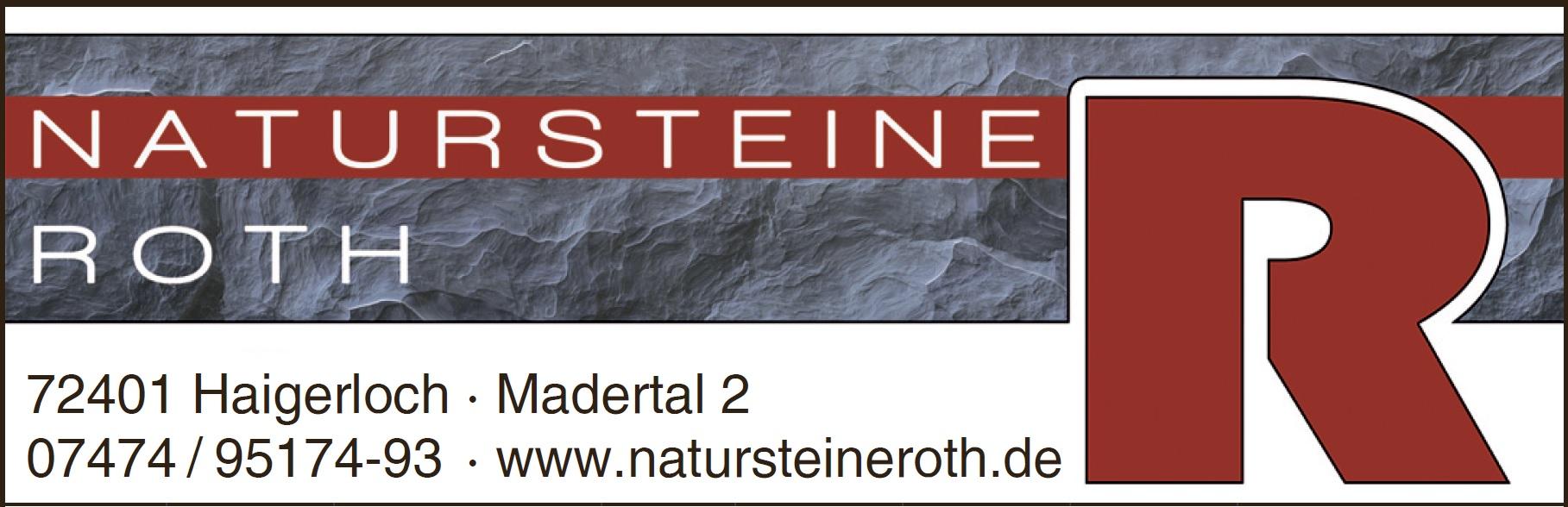 Natursteine-Roth
